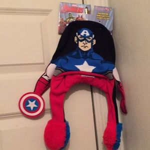 Other - Captain America Hat